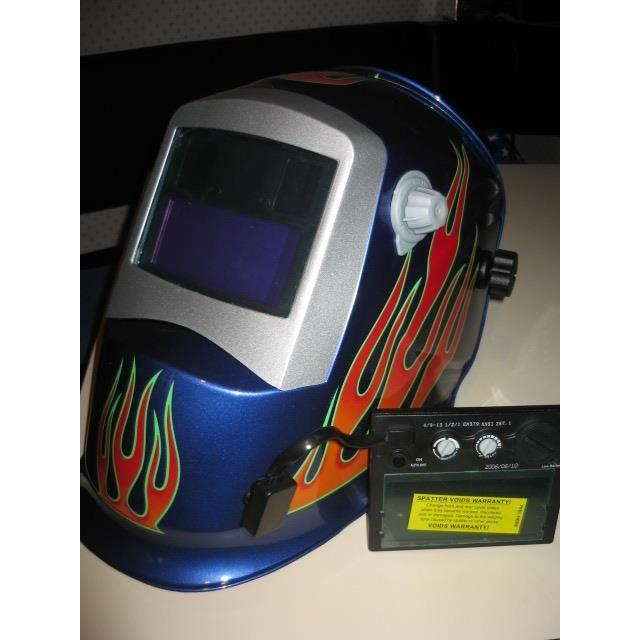 masque de soudure automatique 9 13 achat vente masque. Black Bedroom Furniture Sets. Home Design Ideas