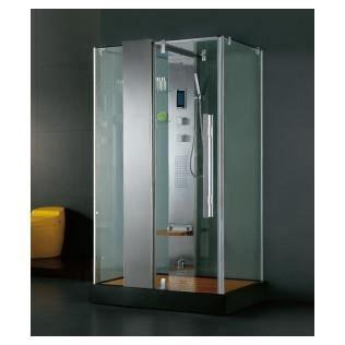 Cabine de douche design ouverture droite achat vente cabine de douche cab - Cdiscount cabine de douche ...