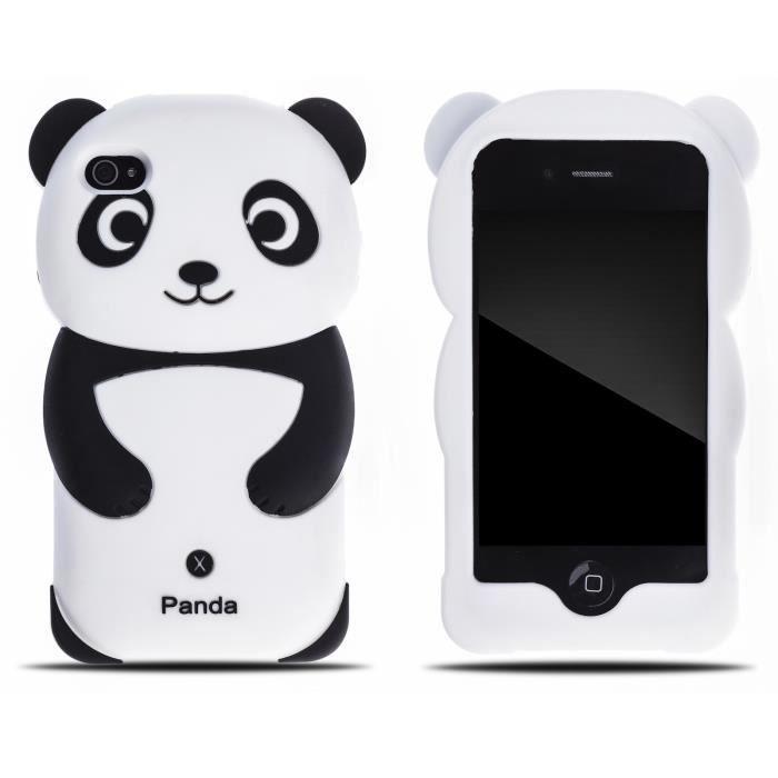 Coque Panda Iphone C