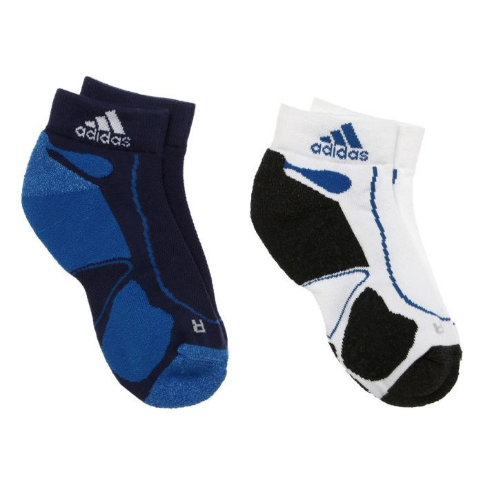 adidas chaussettes de running 2 paires achat vente chaussettes adidas chaussettes de running. Black Bedroom Furniture Sets. Home Design Ideas
