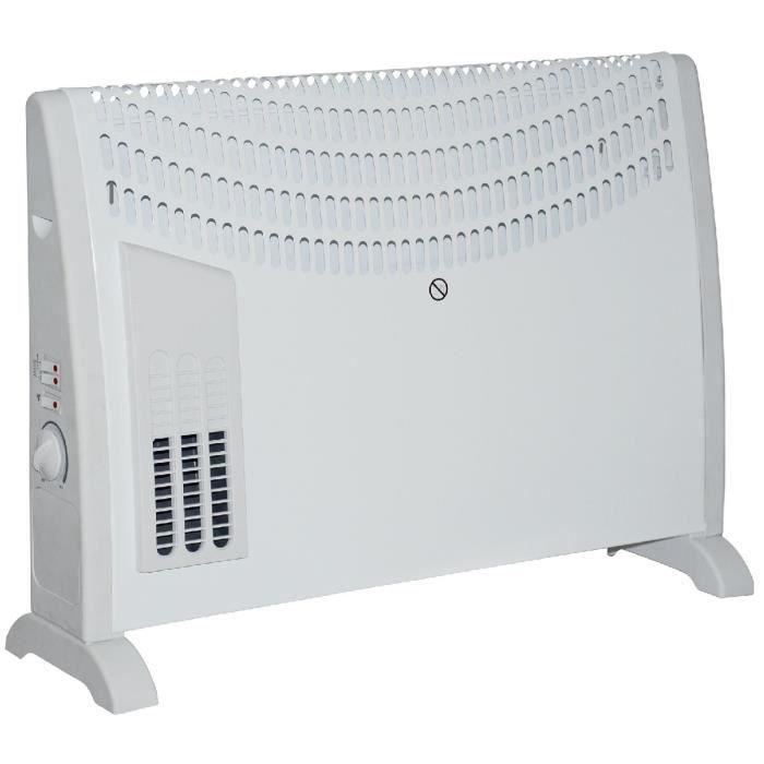 convecteur mobile turbo pvm 2000 w achat vente radiateur panneau convecteur mobile turbo. Black Bedroom Furniture Sets. Home Design Ideas