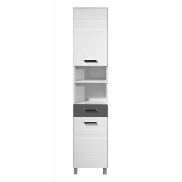 pour ma famille armoire haute salle de bain ikea colonne. Black Bedroom Furniture Sets. Home Design Ideas