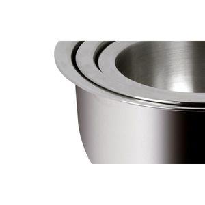 Beka evolution achat vente beka evolution pas cher cdiscount - Batterie de cuisine inox 18 10 ...