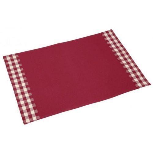 Lot de 2 sets de table en coton jeanne comptoir de - Set de table coton ...