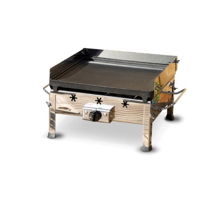 Plancha de table en inox puissance 3kw achat vente plancha plancha inox - Puissance plancha gaz ...