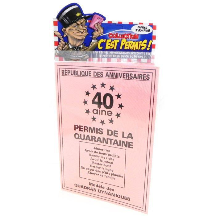 ... Pictures 40 ans achat vente carte de visite carte anniversaire 40 ans