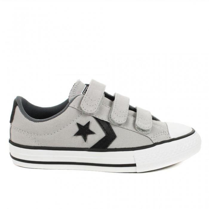 basket converse sneakers basse pour enfant chaussure. Black Bedroom Furniture Sets. Home Design Ideas