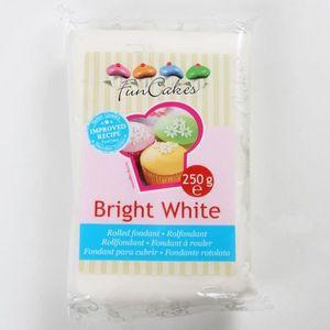 PATE A SUCRE Pâte à sucre funcakes blanche
