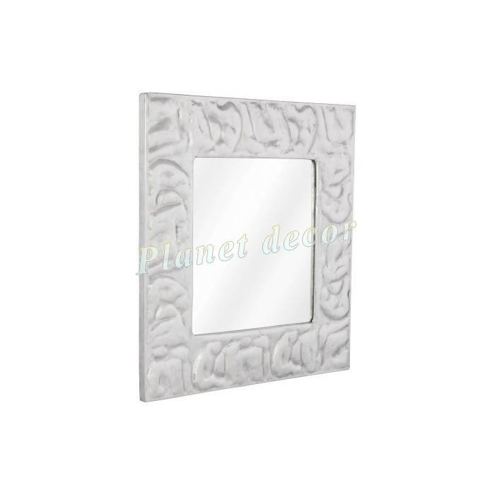 Miroir design 39 relax 39 en aluminium poli achat vente - Aluminium poli miroir ...