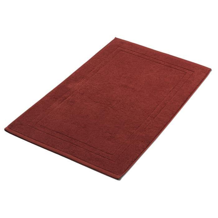 carr de douche 60x60cm bordeaux 1000g m achat vente tapis de bain cdiscount. Black Bedroom Furniture Sets. Home Design Ideas