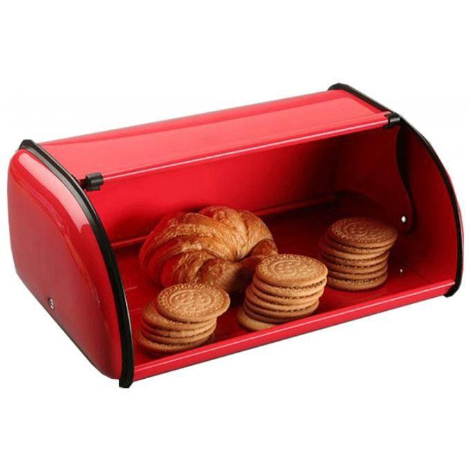 Boite pain rouge napolita achat vente sac a pain for Maison rouge boite de nuit