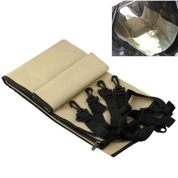 si ge arri re de voiture housse de protection pour animaux domestiques achat vente housse de. Black Bedroom Furniture Sets. Home Design Ideas