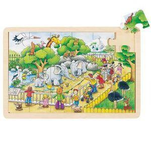 PUZZLE Puzzle Jeu en bois 24 pieces Format A4 Jouet En...