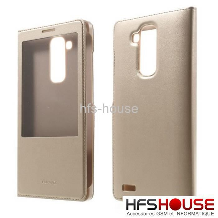 Huawei ascend mate 7 v dore coque housse etui achat for Housse huawei mate 10 pro