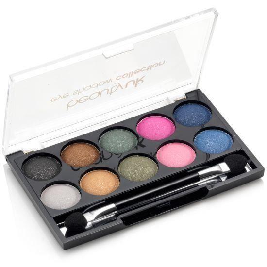 Palette ombre paupi res n 3 glitz de beautyuk achat - Palette de maquillage pas cher ...