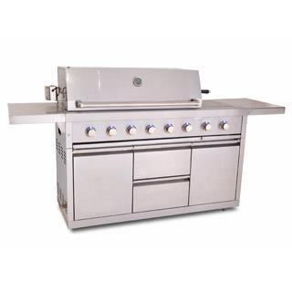 cuisine d 39 ext rieur au gaz favex cadinox 8 feux achat vente barbecue cuisine d 39 ext rieur. Black Bedroom Furniture Sets. Home Design Ideas