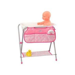 table a langer pour poupee achat vente jeux et jouets pas chers. Black Bedroom Furniture Sets. Home Design Ideas