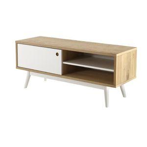 Meuble scandinave achat vente meuble scandinave pas - Meuble tv longueur 110 cm ...