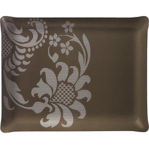 Plateau acrylic Chinon taupe