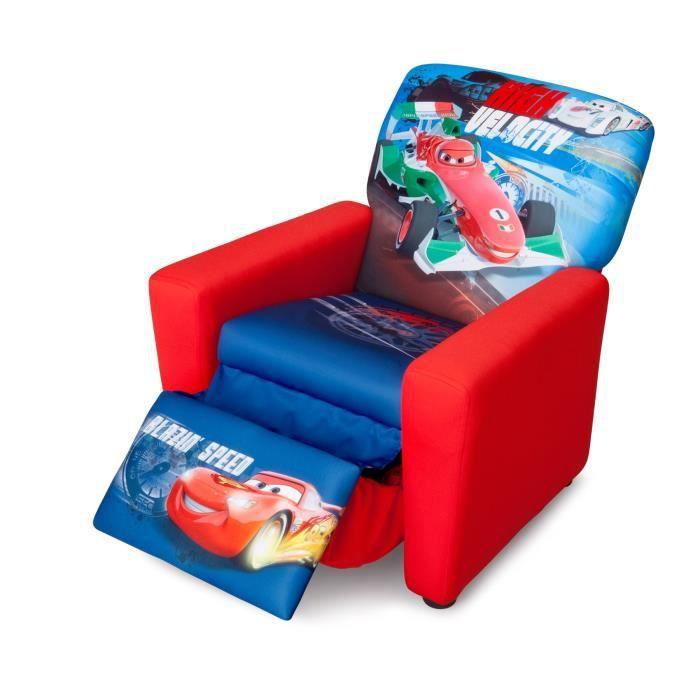 cars fauteuil inclinable en bois et mousse achat vente. Black Bedroom Furniture Sets. Home Design Ideas