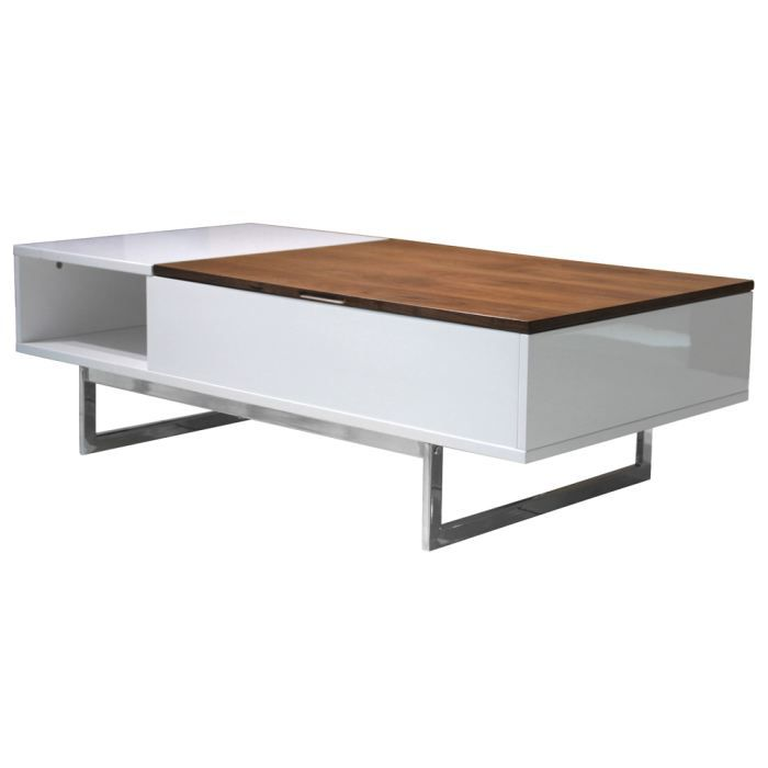 Table Basse Plateau Relevable Talia Achat Vente Table