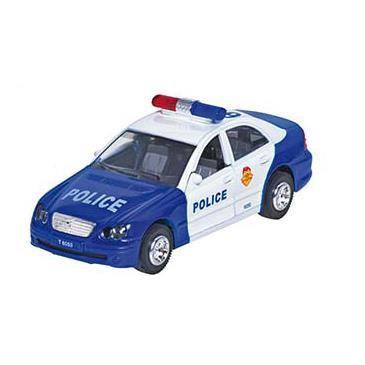 voiture de police bleue et blanche achat vente voiture. Black Bedroom Furniture Sets. Home Design Ideas