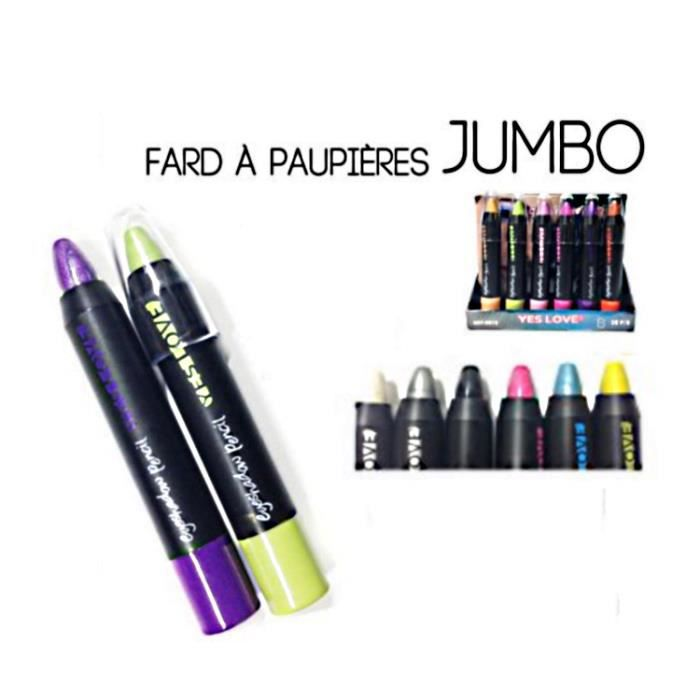 1 stylo jumbo ombre a paupiere fard maquillage achat vente fard paupi re 1 stylo jumbo. Black Bedroom Furniture Sets. Home Design Ideas