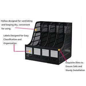 boite de classement pour bureau achat vente boite de classement pour bureau pas cher cdiscount. Black Bedroom Furniture Sets. Home Design Ideas