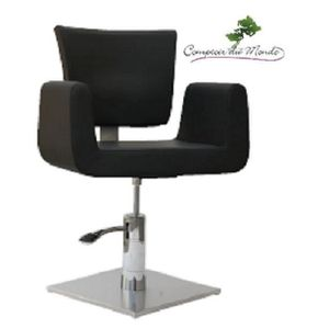 chaise coiffure achat vente chaise coiffure pas cher soldes cdiscount. Black Bedroom Furniture Sets. Home Design Ideas
