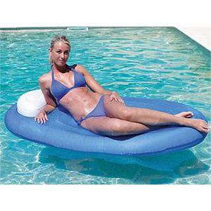 Matelas gonflable SURF MESH oreiller sur&eacute…