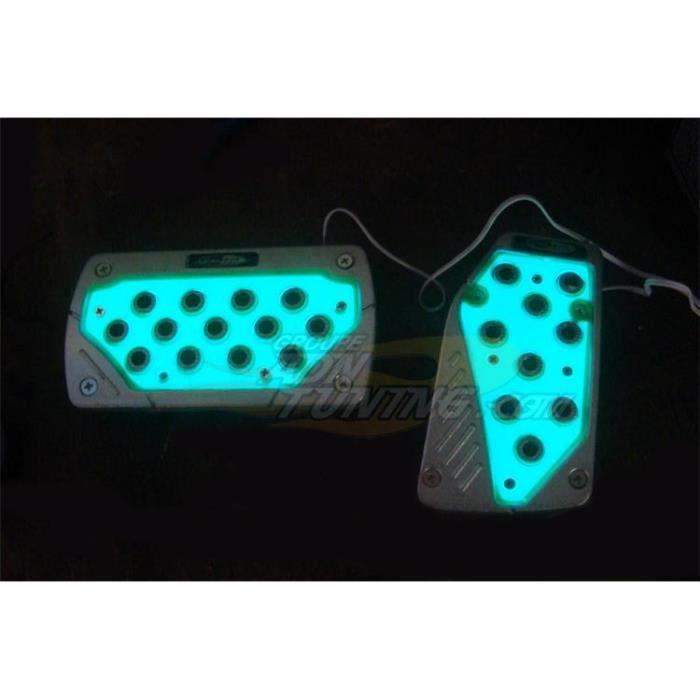 kit pedalier pour boite automatique lumineux achat vente p dalier kit pedalier pour. Black Bedroom Furniture Sets. Home Design Ideas