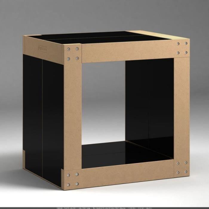 Table d 39 appoint noire achat vente table d 39 appoint - Table d appoint noire ...