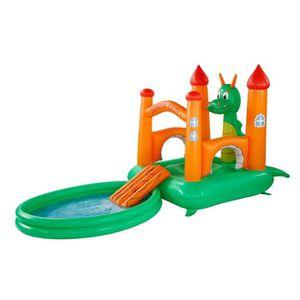 piscine aire de jeu gonflable achat vente jeux et jouets pas chers. Black Bedroom Furniture Sets. Home Design Ideas