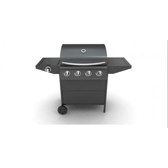 barbecue gaz 4 bruleurs wilton. Black Bedroom Furniture Sets. Home Design Ideas