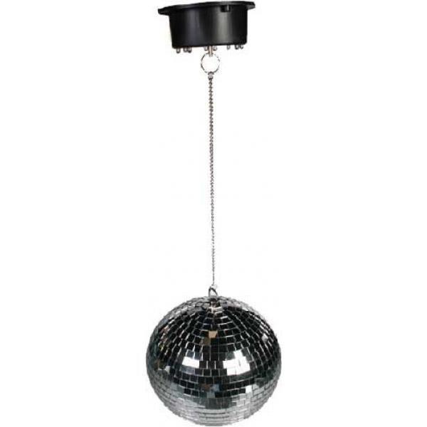 boule facette rotative 20 cm achat vente boule a. Black Bedroom Furniture Sets. Home Design Ideas