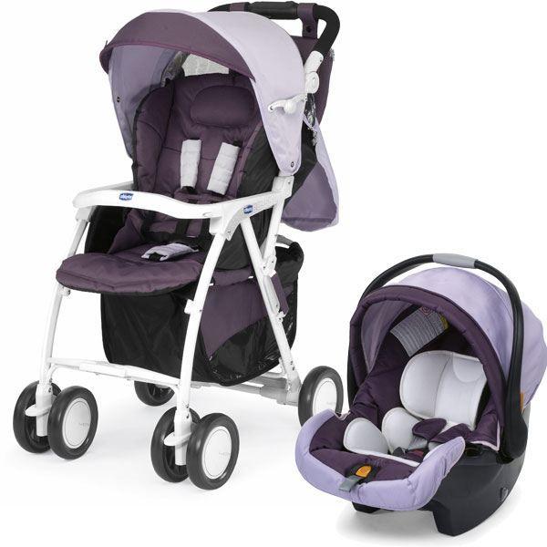duo poussette coque chicco simplicity violet achat. Black Bedroom Furniture Sets. Home Design Ideas