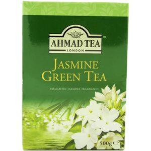 THÉ Thé vert au jasmin Ahmad Tea 500 gr