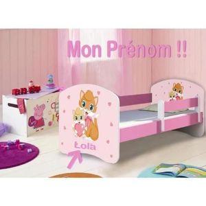 lit enfant fille achat vente lit enfant fille pas cher. Black Bedroom Furniture Sets. Home Design Ideas