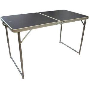Table rectangulaire pliante achat vente pas cher - Table pliante 2 personnes ...