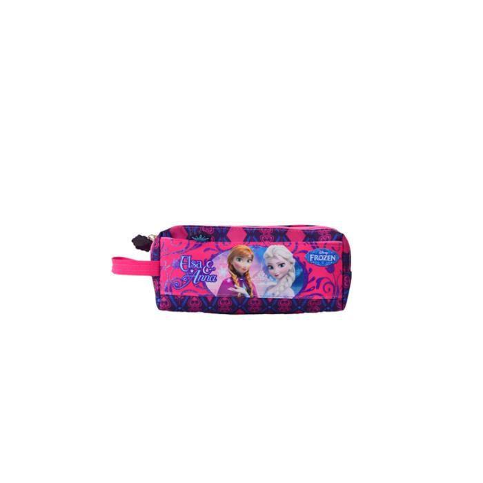 trousse scolaire reine des neiges pour fille achat vente organiseur de sac 5901130034918