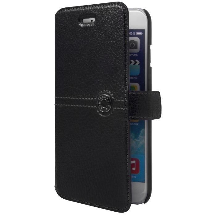 Etui Iphone  Cuir Faconnable