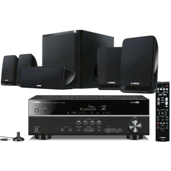 pack amplifi yamaha yht2920 amplificateur hifi avis et prix pas cher les soldes sur. Black Bedroom Furniture Sets. Home Design Ideas