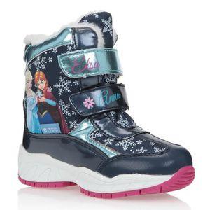 FROZEN Bottes de neige Chaussures Enfant Fille