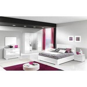 Le lit de vos r ves chambre coucher complete adulte pas cher for Chambre a coucher adulte complete pas cher
