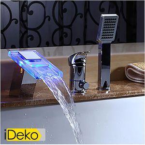 robinet cascade baignoire achat vente robinet cascade baignoire pas cher les soldes sur. Black Bedroom Furniture Sets. Home Design Ideas