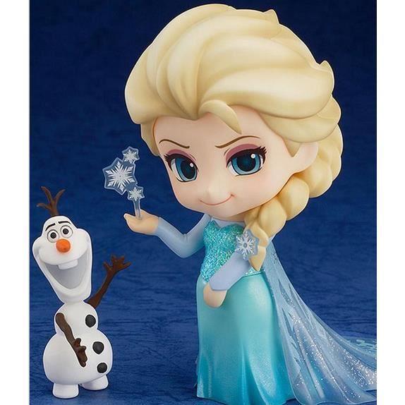 Poup e la reine des neiges princesse elsa magicienne - La princesse de neige ...