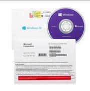 SYSTÊME D'EXPLOITATION Windows Pro 10 OEM édition 64 Bit