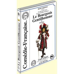 DVD FILM LE BOURGEOIS GENTILHOMME