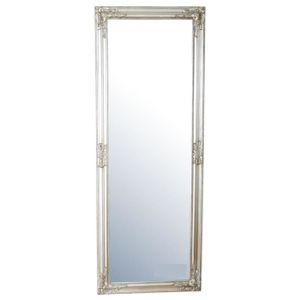 miroir argente achat vente miroir argente pas cher cdiscount. Black Bedroom Furniture Sets. Home Design Ideas