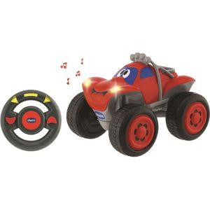 VOITURE - CAMION CHICCO Billy Big Wheels Rouge
